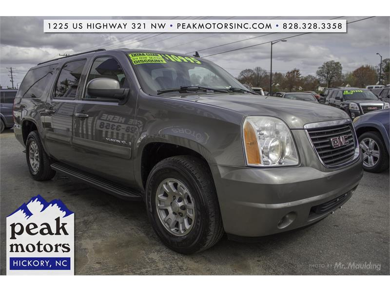 2007 GMC YUKON XL C1500 for sale in Hickory