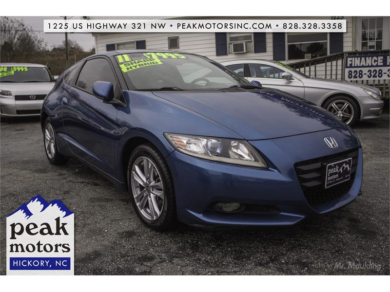 2011 HONDA CR-Z EX for sale in Hickory