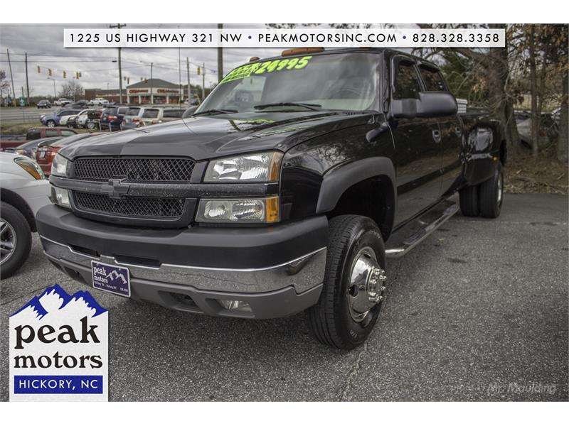 2004 CHEVROLET SILVERADO K3500 for sale!
