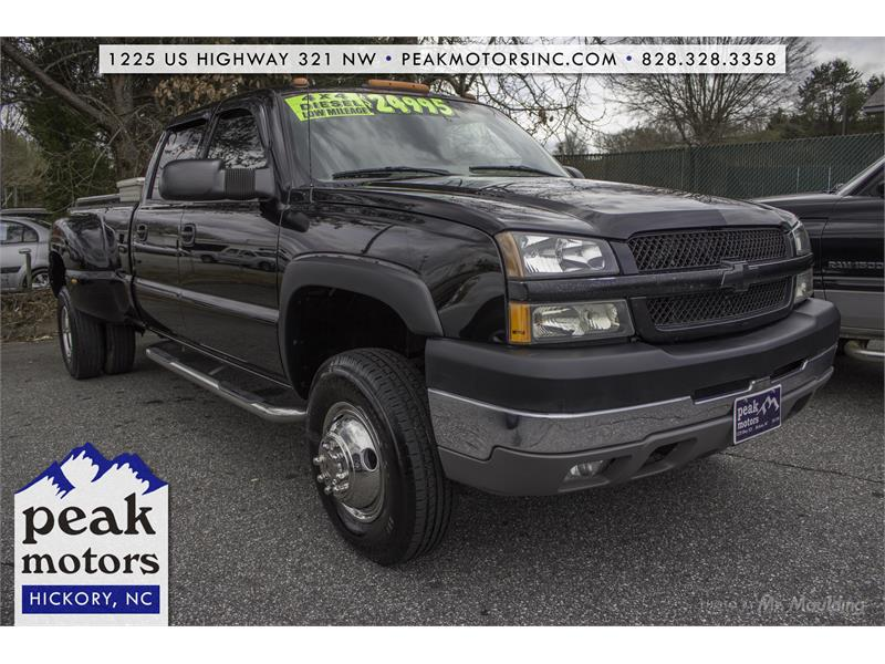 2004 chevrolet silverado k3500 for sale in hickory