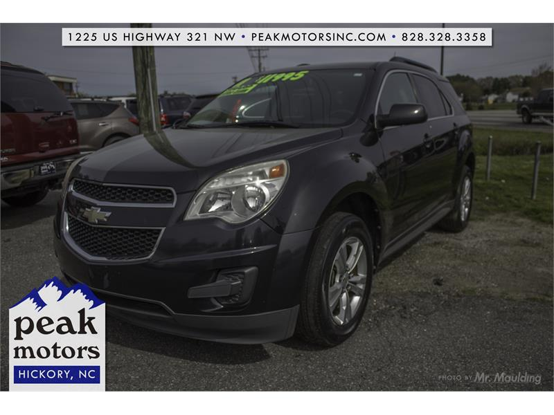 2011 CHEVROLET EQUINOX LT for sale in Hickory