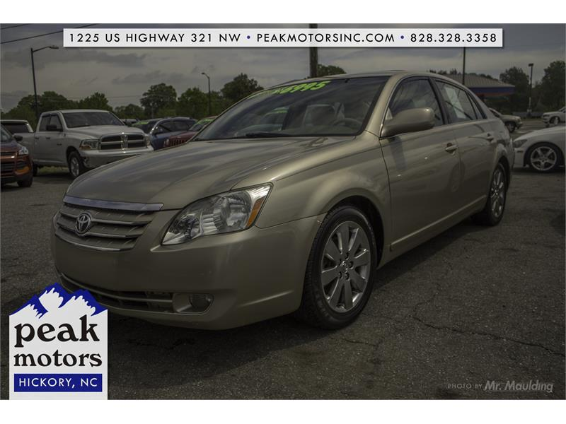 2005 TOYOTA AVALON XLS for sale!