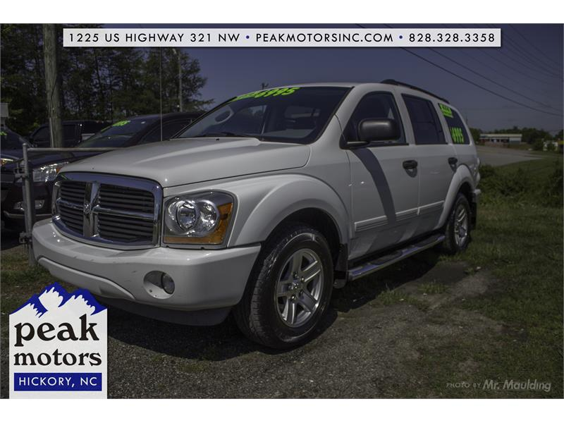 2004 Dodge Durango SLT for sale by dealer