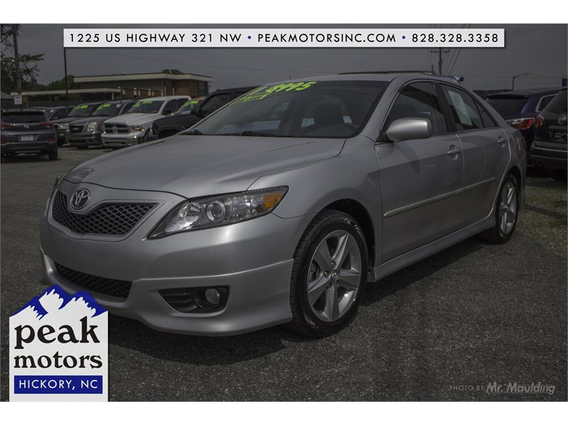 2011 Toyota Camry SE for sale in Hickory