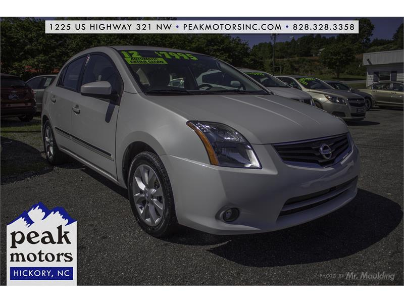 2012 Nissan Sentra 2.0 for sale!