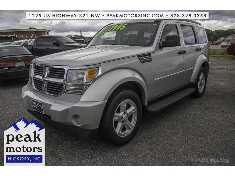 2007 Dodge Nitro SLT 2WD for sale!