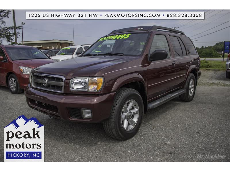 2003 Nissan Pathfinder SE 4WD for sale in Hickory