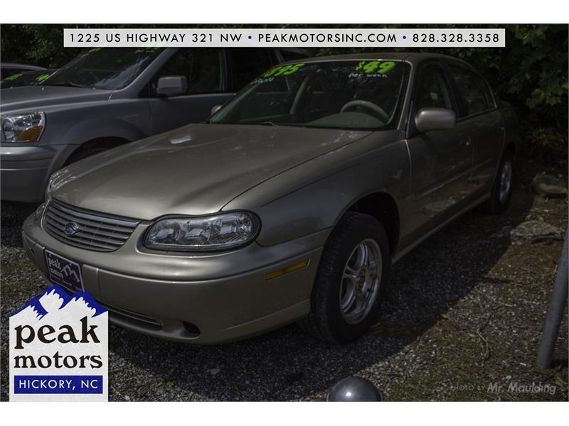 1999 Chevrolet Malibu for sale by dealer