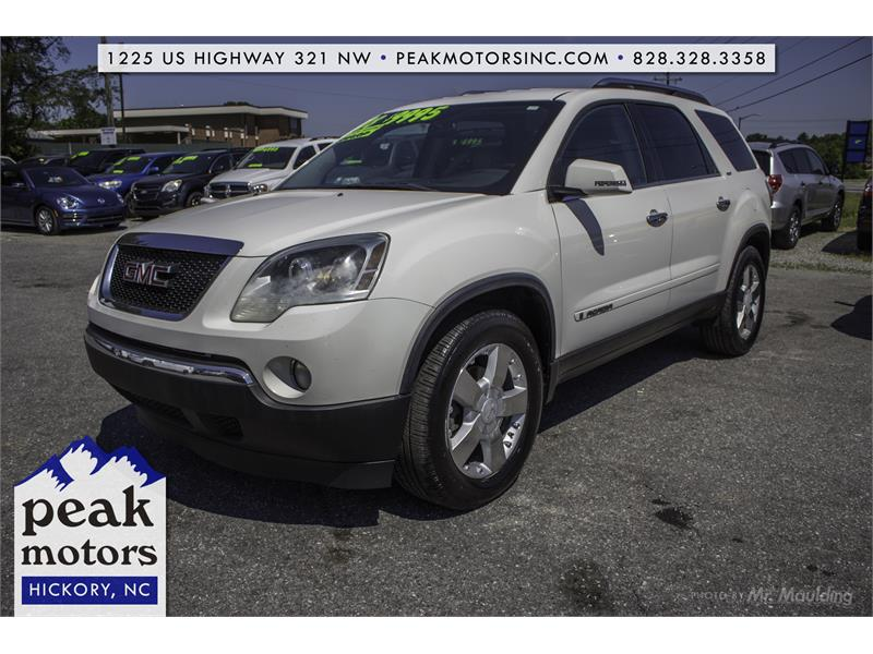 2008 GMC Acadia SLT-2 for sale in Hickory