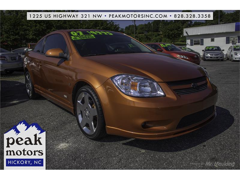 2007 Chevrolet Cobalt SS Coupe for sale by dealer