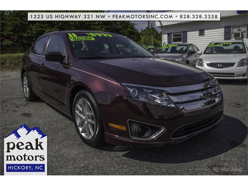 2011 Ford Fusion SEL for sale in Hickory