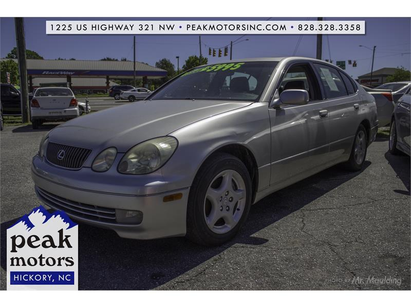 2003 lexus gs 430 for sale in hickory