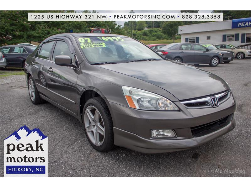 2007 Honda Accord EX for sale by dealer