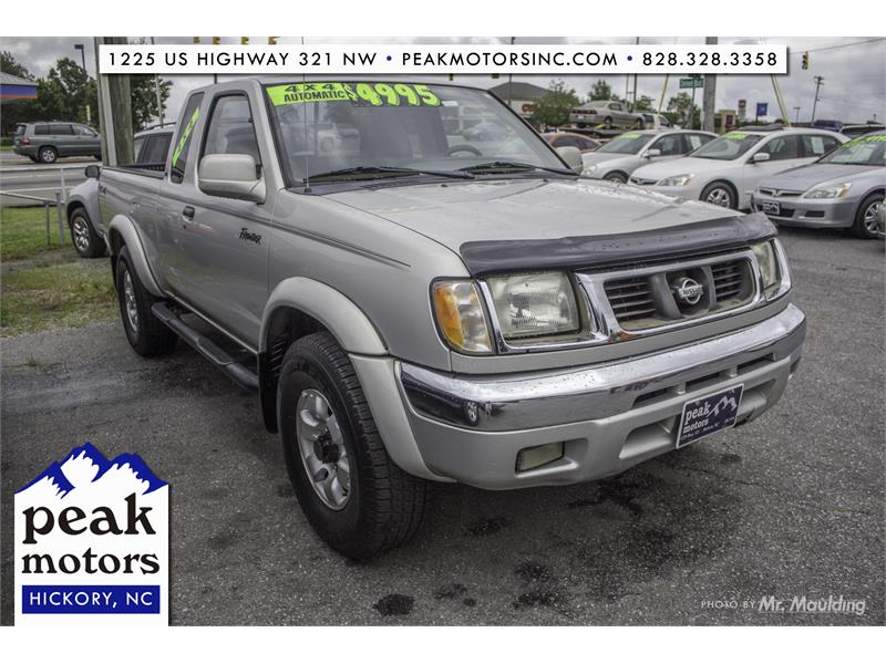 1999 Nissan Frontier SE for sale!