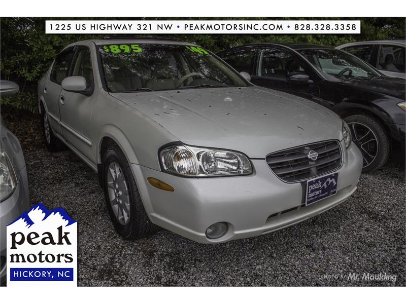 2000 Nissan Maxima GLE for sale in Hickory