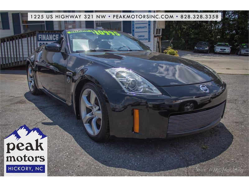 2007 Nissan 350Z Roadster Touring for sale in Hickory