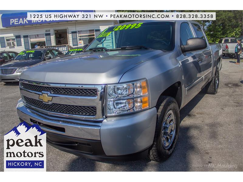 2011 Chevrolet Silverado C1500 LT for sale by dealer