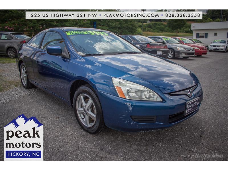 2005 Honda Accord EX for sale!