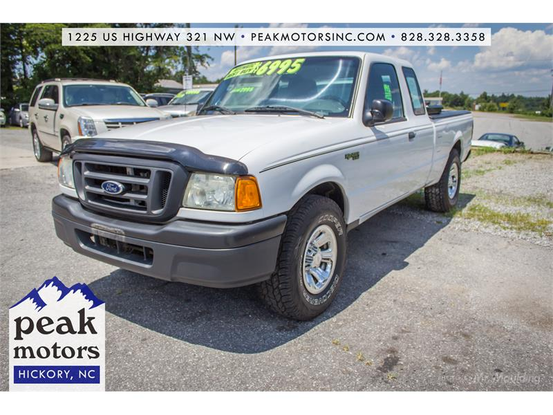 2004 Ford Ranger for sale in Hickory