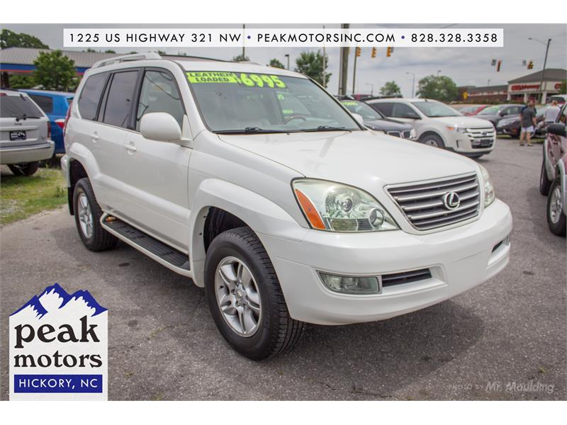 2004 Lexus GX 470 for sale in Hickory