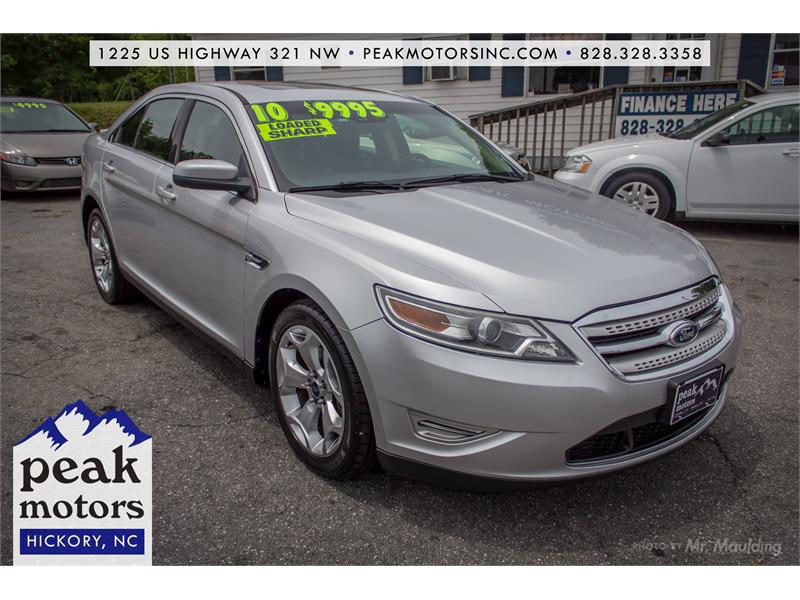2010 Ford Taurus SHO for sale in Hickory