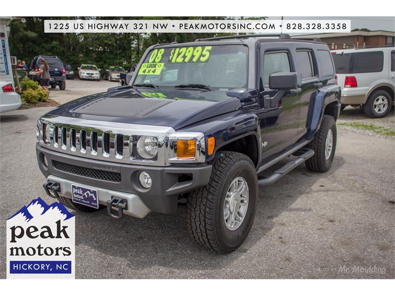 2008 Hummer H3 for sale in Hickory