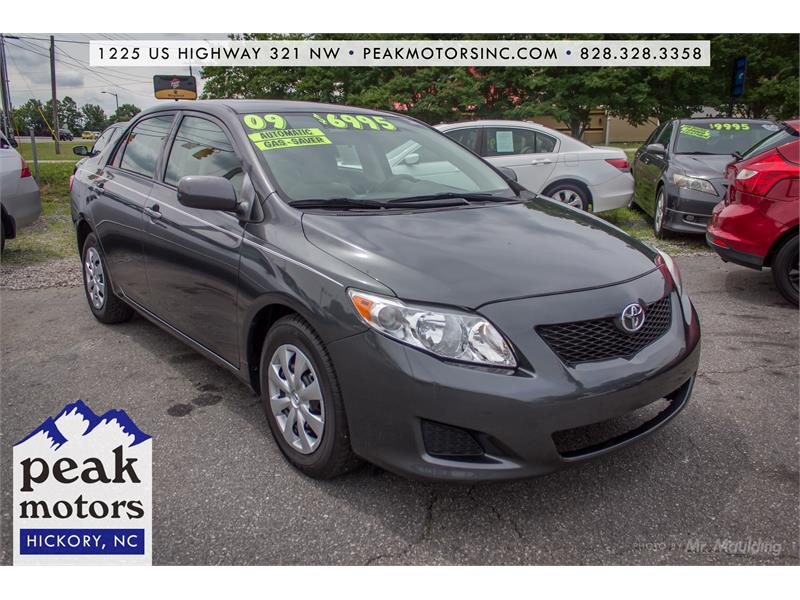 2009 Toyota Corolla LE for sale in Hickory