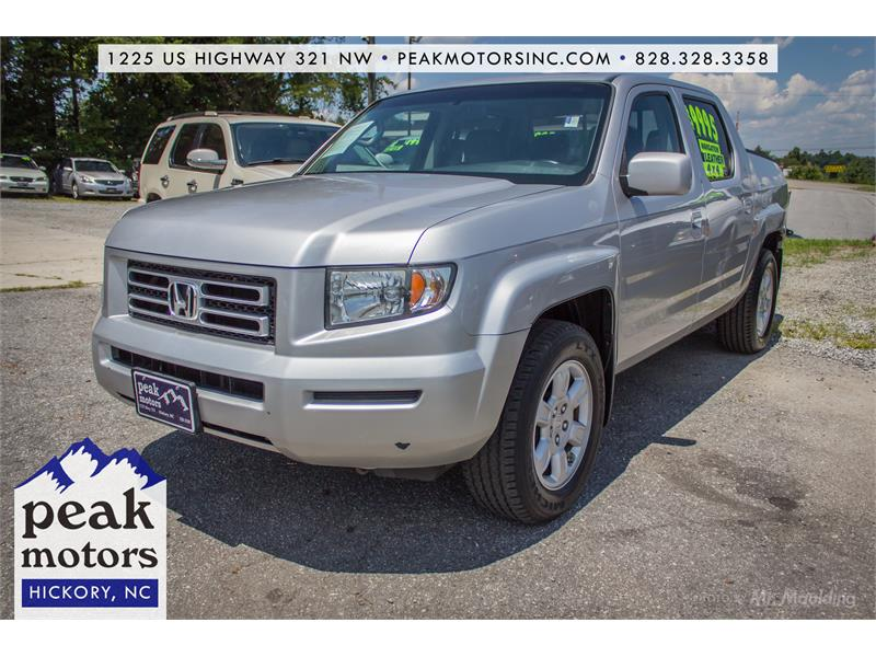 2006 Honda Ridgeline RTL for sale by dealer