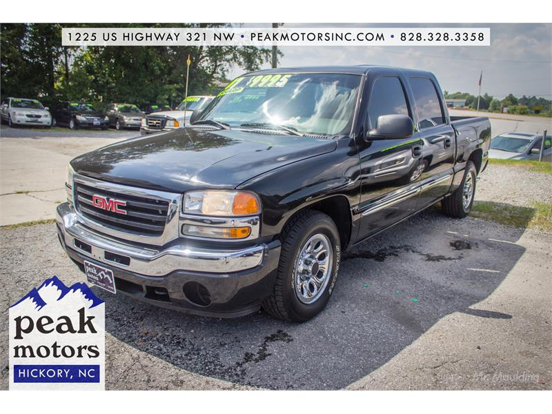 2007 GMC Sierra C1500 for sale in Hickory