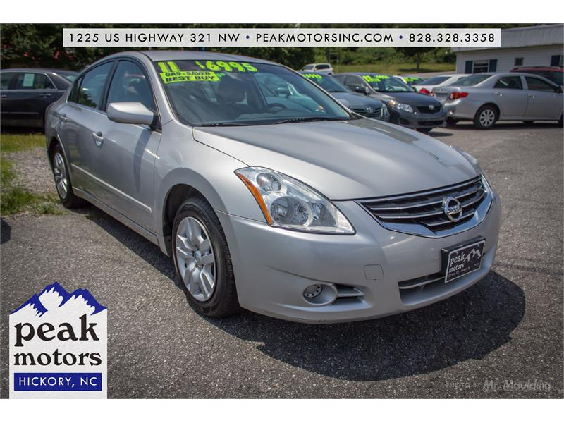 2011 Nissan Altima 2.5 S for sale in Hickory