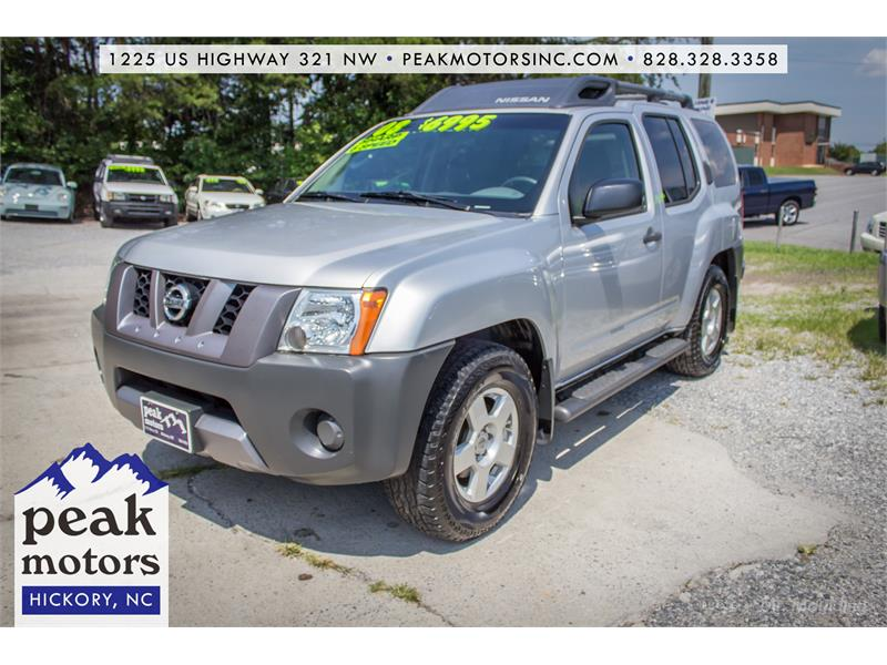 2008 Nissan Xterra 4.0 for sale in Hickory