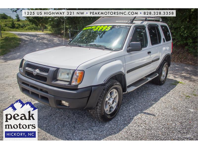 2000 Nissan Xterra SE for sale in Hickory