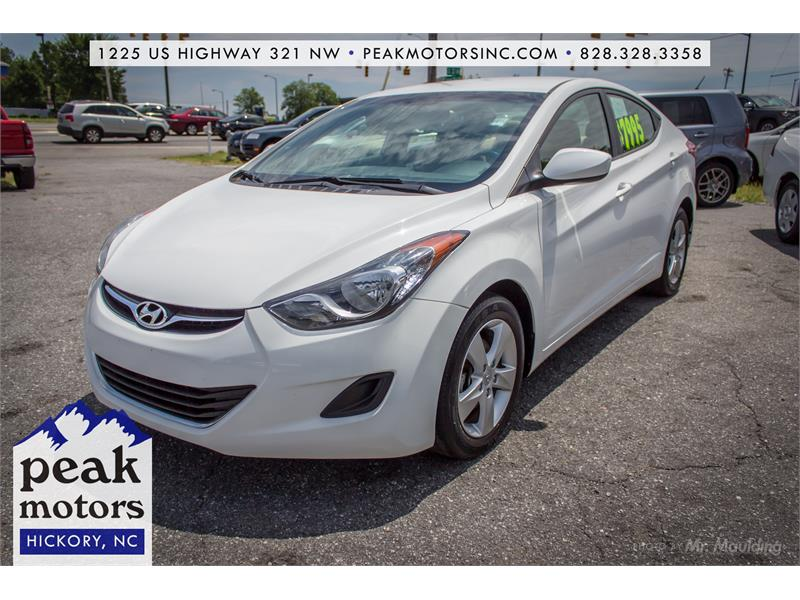 2013 Hyundai Elantra GLS for sale by dealer