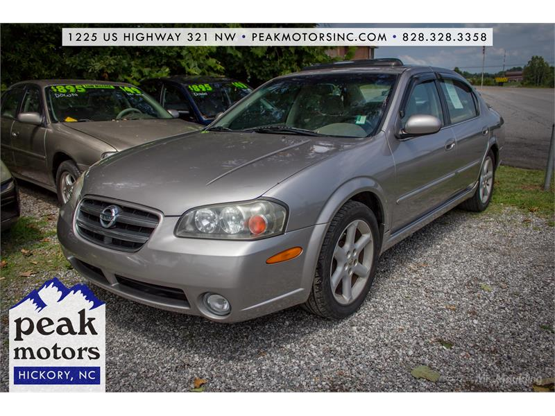 2002 Nissan Maxima SE for sale in Hickory