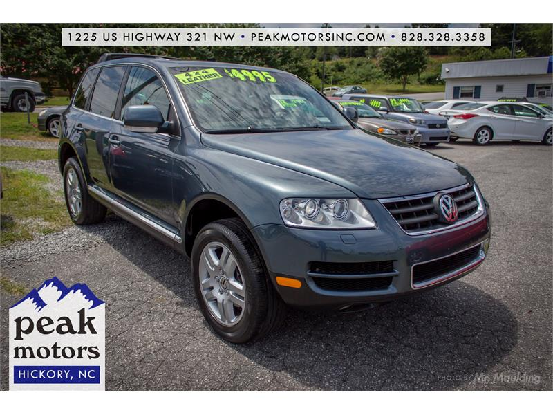 2005 Volkswagen Touareg 4.2 for sale in Hickory