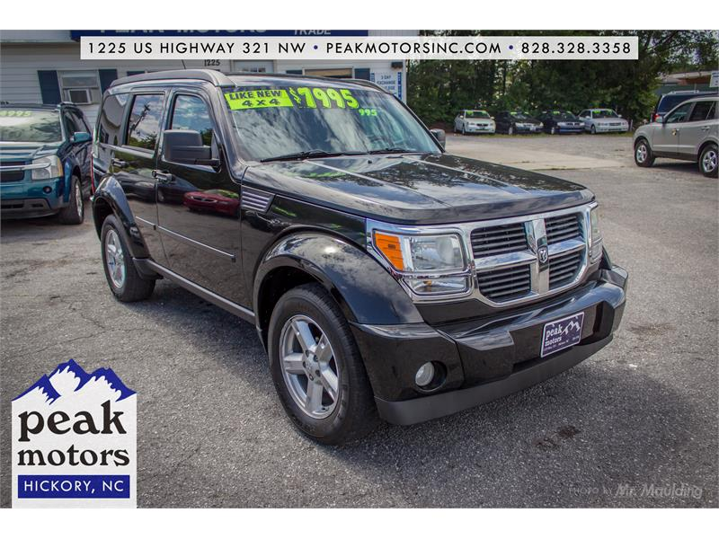 2008 Dodge Nitro SLT for sale by dealer