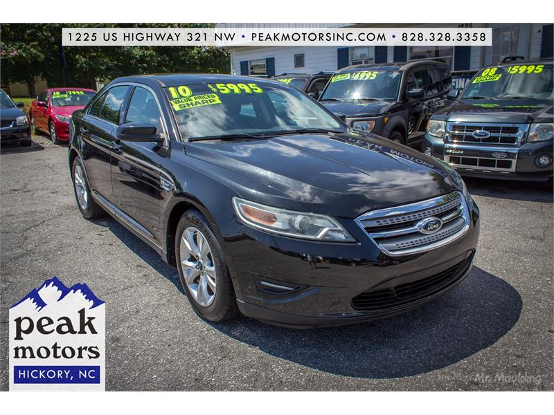 2010 Ford Taurus SEL for sale by dealer
