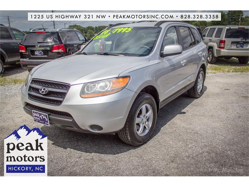 2008 Hyundai Santa Fe GLS for sale by dealer