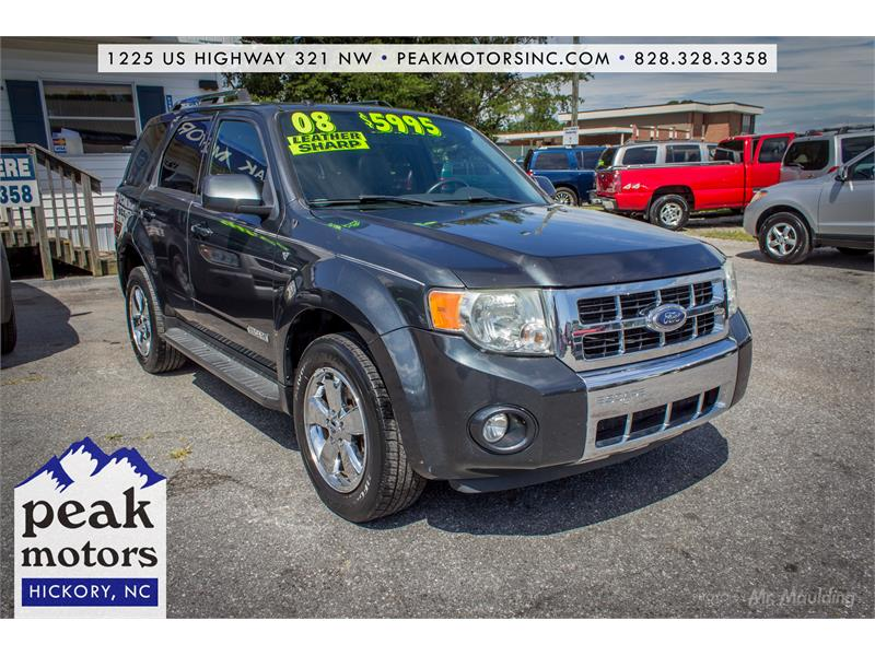 2008 Ford Escape Limited for sale by dealer