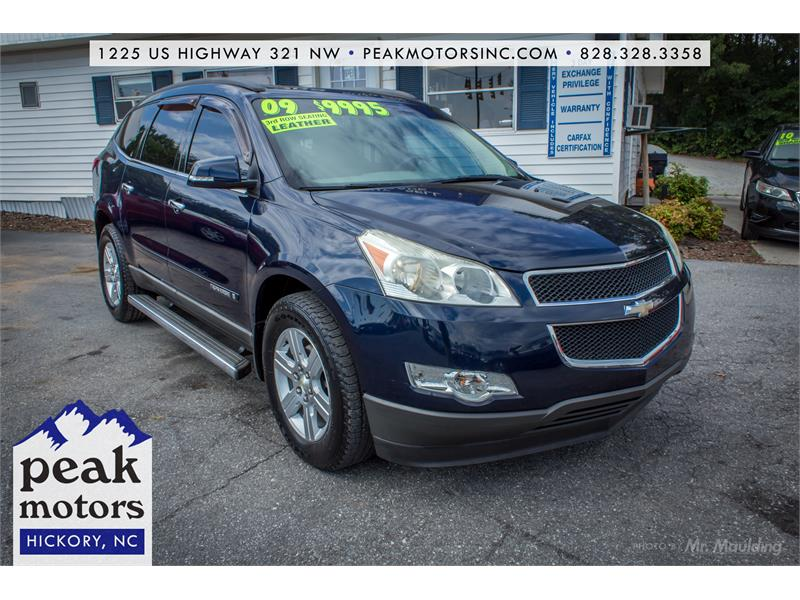 2009 Chevrolet Traverse LT for sale by dealer