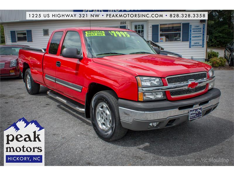 2003 Chevrolet Silverado K1500 for sale!