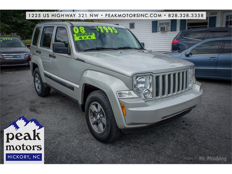2008 Jeep Liberty Sport for sale!