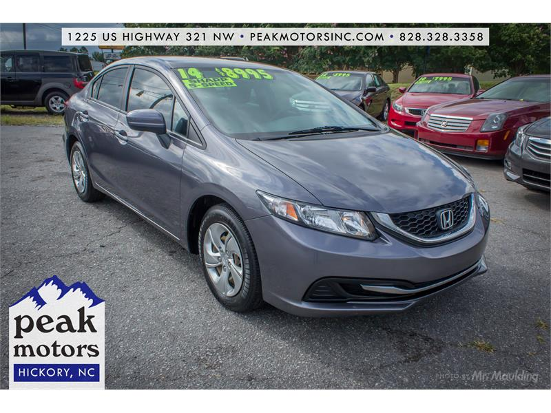 2014 Honda Civic LX for sale by dealer
