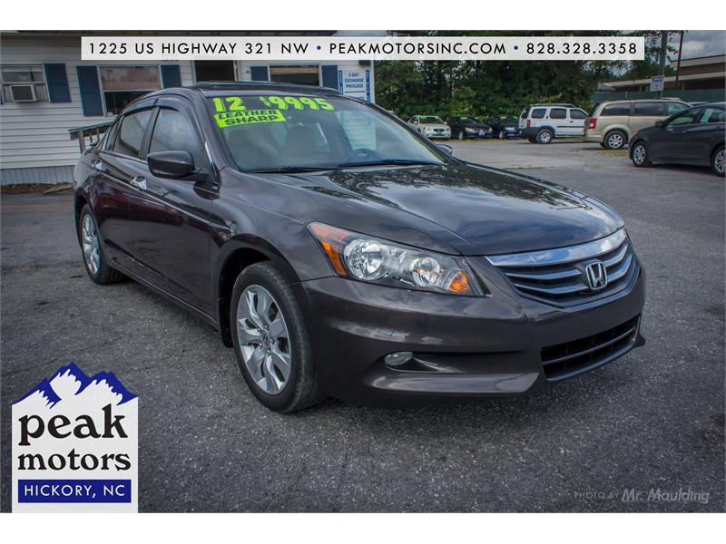 2012 Honda Accord EX for sale!