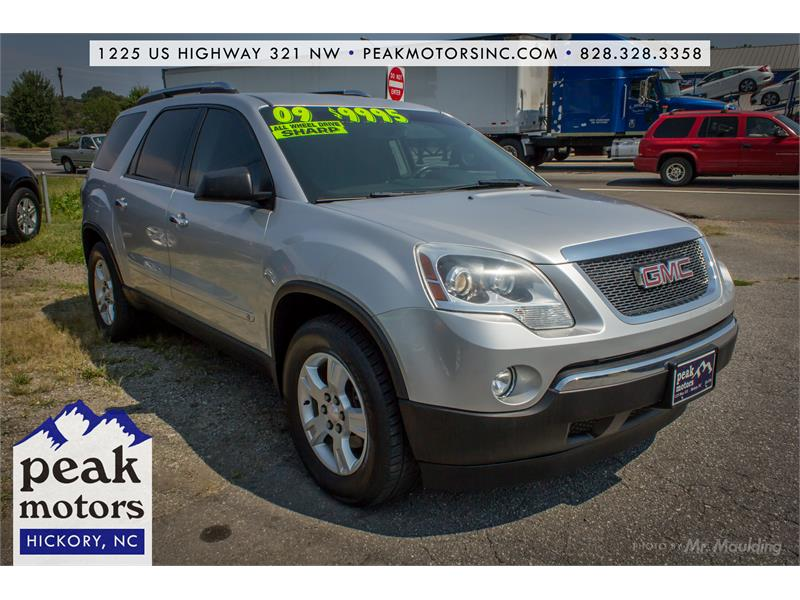 2009 GMC Acadia SLE for sale by dealer