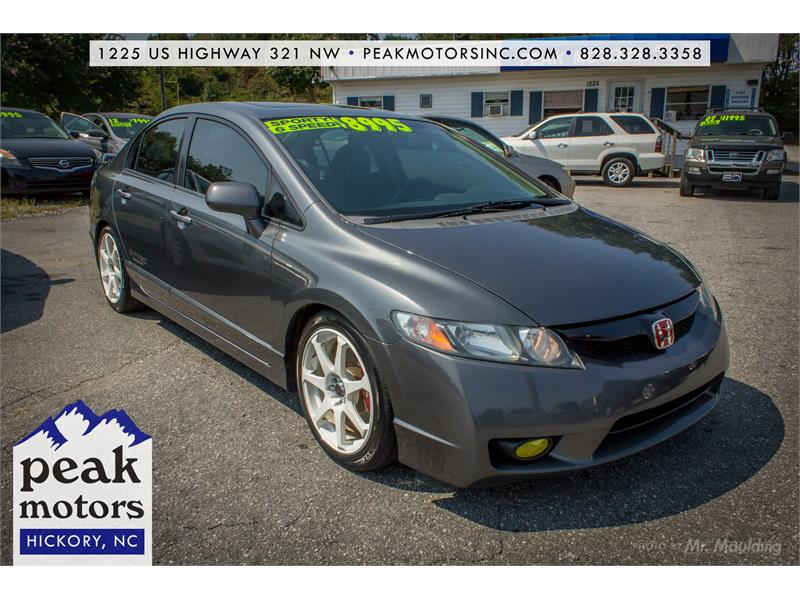 2009 Honda Civic Si for sale by dealer