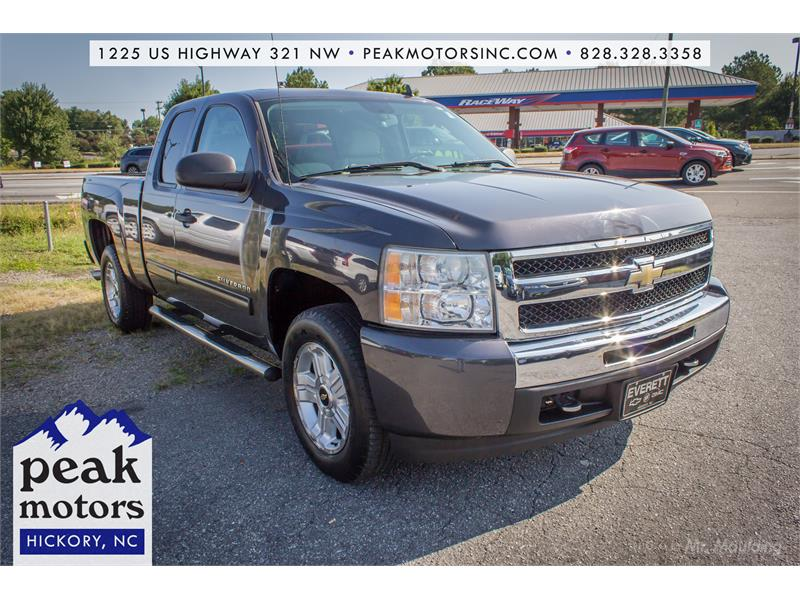 2010 Chevrolet Silverado C1500 LT for sale by dealer