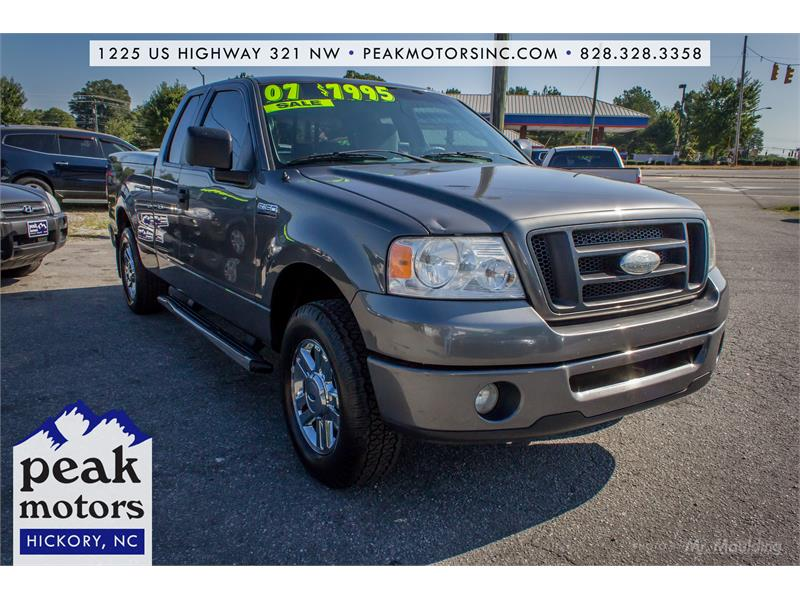 2007 Ford F-150 STX Ext Cab for sale by dealer