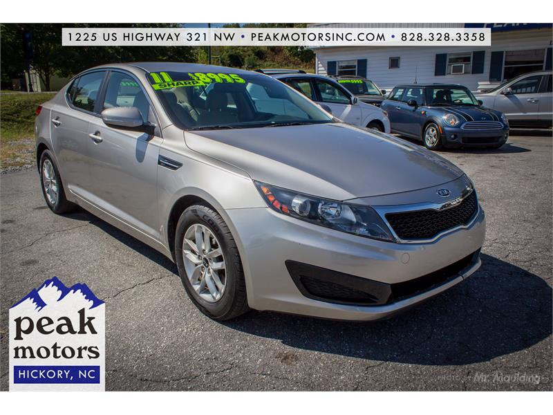 2011 Kia Optima LX Hickory NC