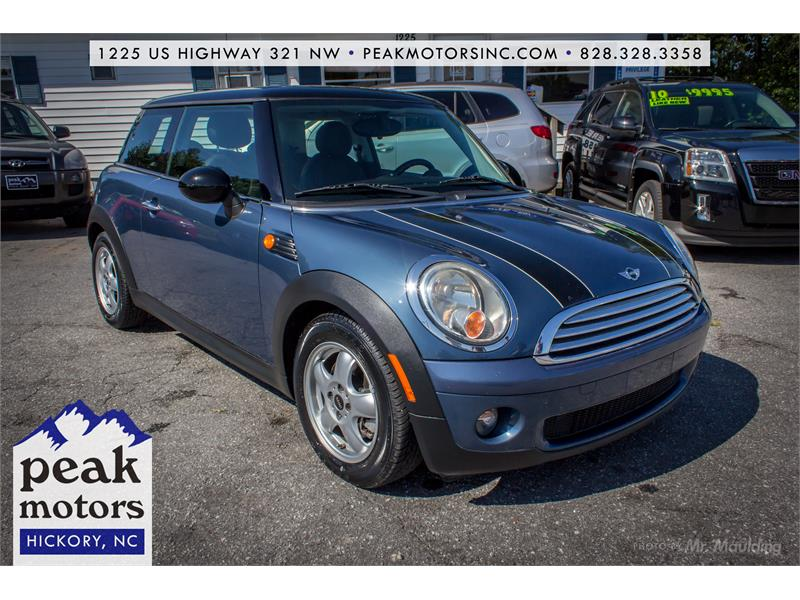 2009 Mini Cooper for sale by dealer